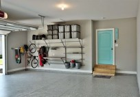 Pretty Garage Floor Design Ideas That You Can Try In Your Home 12