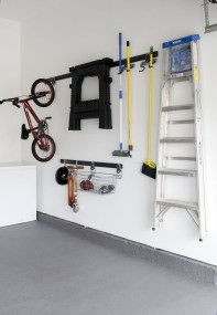 Pretty Garage Floor Design Ideas That You Can Try In Your Home 33