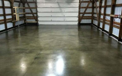Pretty Garage Floor Design Ideas That You Can Try In Your Home 48