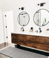 Rustic Bathroom Design Ideas With Wood For Home 17