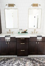 Rustic Bathroom Design Ideas With Wood For Home 34