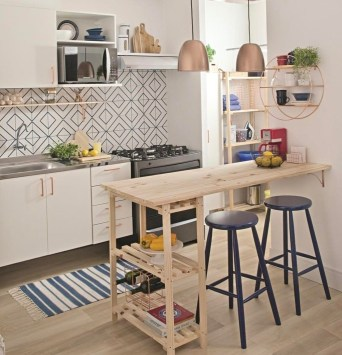 Spectacular Diy Kitchen Decoration Ideas For Small Space 34