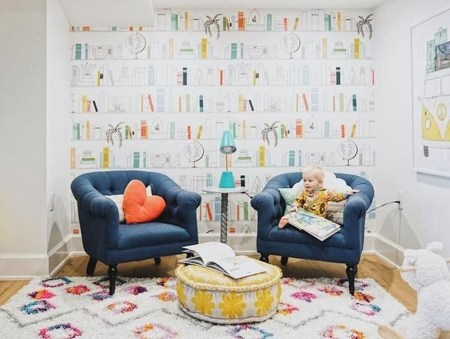 Stylish Colorful Apartment Decor Ideas For Summer 19