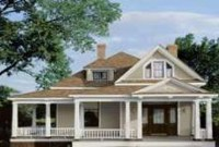 Astonishing Exterior Paint Colors Ideas For House With Brown Roof 49
