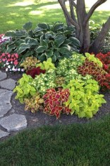 Attractive Border Garden Ideas To Your Landscaping Edging 09