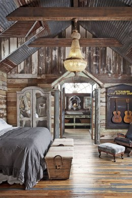 Classy Farmhouse Bedroom Ideas To Try Right Now 09