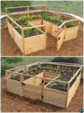 Comfy Diy Raised Garden Bed Ideas That Looks Cool 13