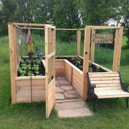 Comfy Diy Raised Garden Bed Ideas That Looks Cool 40
