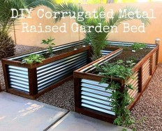 Comfy Diy Raised Garden Bed Ideas That Looks Cool 44