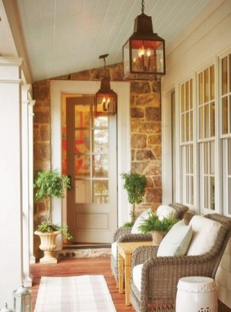 Cool Apartment Balcony Design Ideas For Small Space 15