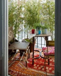 Cool Apartment Balcony Design Ideas For Small Space 39