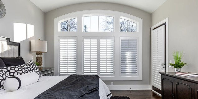 Enchanting Plantation Shutters Ideas That Perfect For Every Style 25