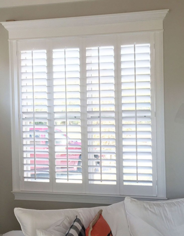 Enchanting Plantation Shutters Ideas That Perfect For Every Style 26