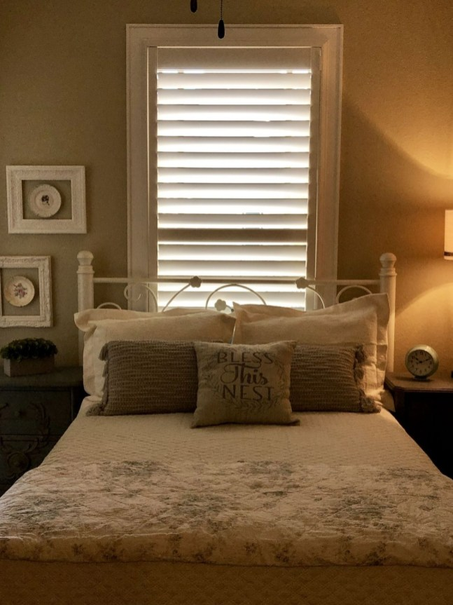 Enchanting Plantation Shutters Ideas That Perfect For Every Style 31