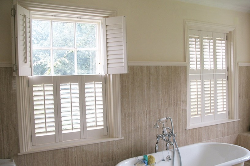 Enchanting Plantation Shutters Ideas That Perfect For Every Style 32