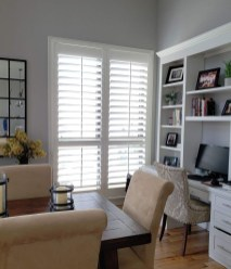Enchanting Plantation Shutters Ideas That Perfect For Every Style 38