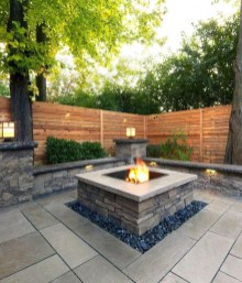 Modern Diy Firepit Ideas For Your Yard This Year 03