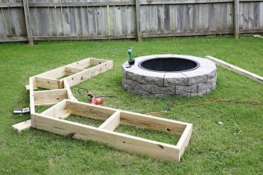Modern Diy Firepit Ideas For Your Yard This Year 36