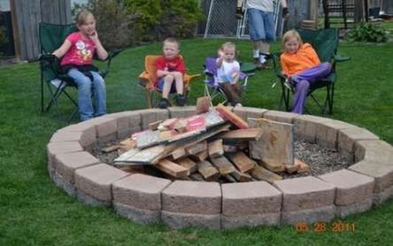 Modern Diy Firepit Ideas For Your Yard This Year 39