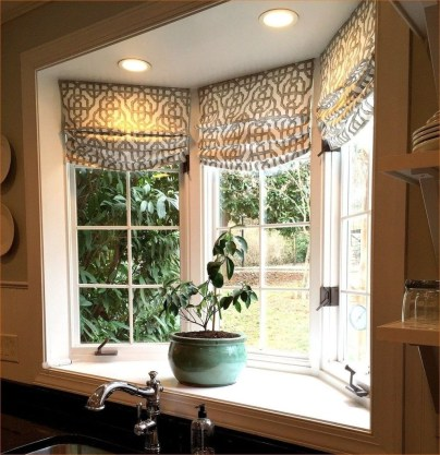 Relaxing Bay Window Design Ideas That Makes You Enjoy The View 43