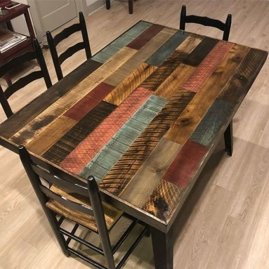 Superb Diy Projects Furniture Tables Ideas For Dining Rooms 15