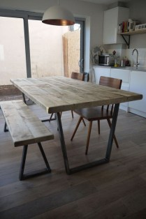 Superb Diy Projects Furniture Tables Ideas For Dining Rooms 20
