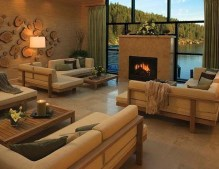Superb Warm Family Room Design Ideas For This Winter 03