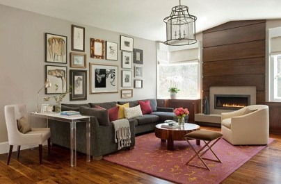 Superb Warm Family Room Design Ideas For This Winter 43