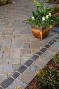 Unordinary Diy Pavement Molds Ideas For Garden Pathway To Try 09
