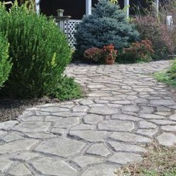Unordinary Diy Pavement Molds Ideas For Garden Pathway To Try 21