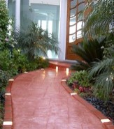 Unordinary Diy Pavement Molds Ideas For Garden Pathway To Try 27