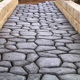 Unordinary Diy Pavement Molds Ideas For Garden Pathway To Try 40