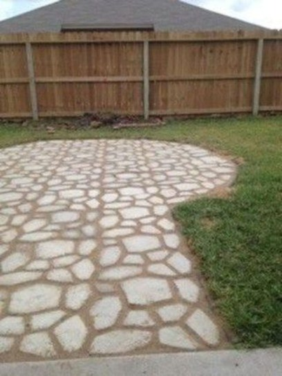 Unordinary Diy Pavement Molds Ideas For Garden Pathway To Try 49