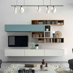 Unordinary Tv Stand Design Ideas For Small Living Room 05