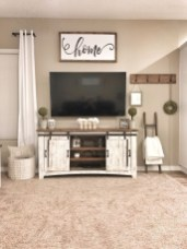 Unordinary Tv Stand Design Ideas For Small Living Room 12