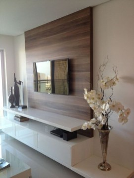 Unordinary Tv Stand Design Ideas For Small Living Room 16