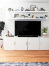 Unordinary Tv Stand Design Ideas For Small Living Room 49