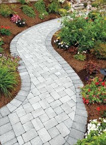 Unusual Garden Path Design Ideas On A Budget To Try Now 20