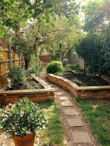 Unusual Garden Path Design Ideas On A Budget To Try Now 38