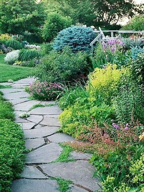 Unusual Garden Path Design Ideas On A Budget To Try Now 58