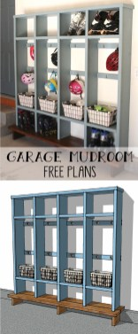 Unusual Stuff Organizing Ideas For Garage Storage To Try 08