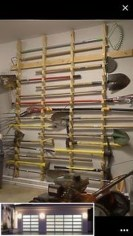 Unusual Stuff Organizing Ideas For Garage Storage To Try 21