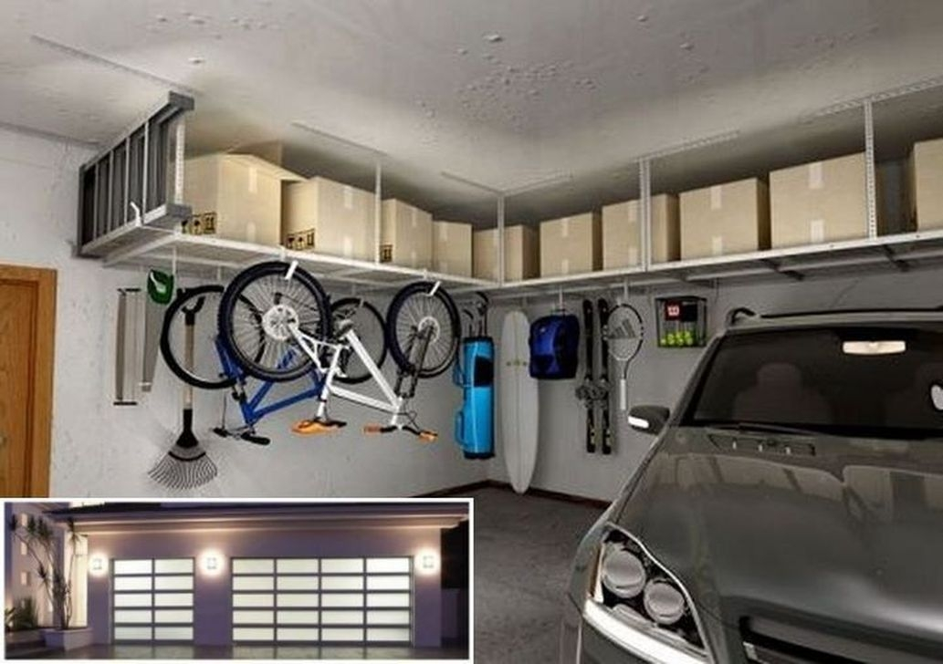 Unusual Stuff Organizing Ideas For Garage Storage To Try 23
