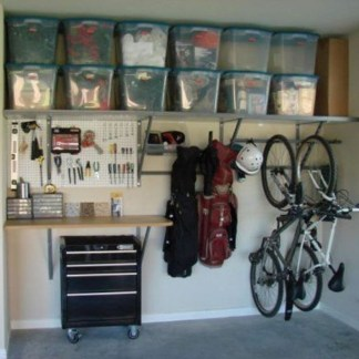 Unusual Stuff Organizing Ideas For Garage Storage To Try 30