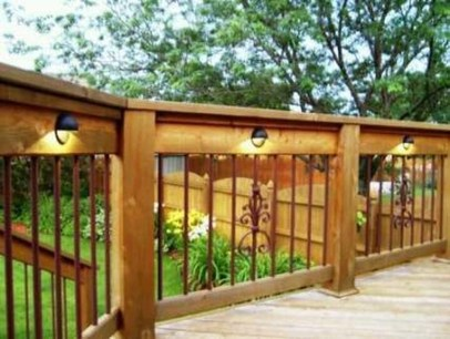 Admiring Deck Railling Ideas That Will Inspire You 01