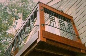 Admiring Deck Railling Ideas That Will Inspire You 18