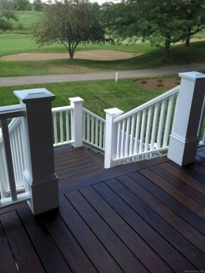 Admiring Deck Railling Ideas That Will Inspire You 22