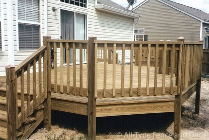Admiring Deck Railling Ideas That Will Inspire You 29