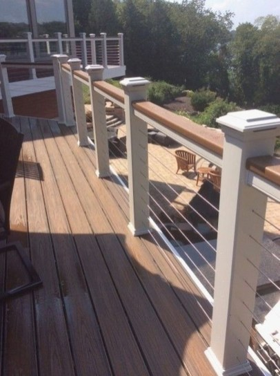 Admiring Deck Railling Ideas That Will Inspire You 32