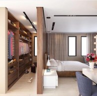 Attractive Dressing Room Design Ideas For Inspiration 50